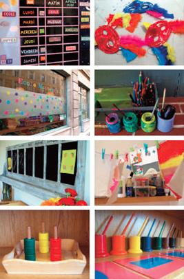 Ecole Montessori Rive-Gauche Paris